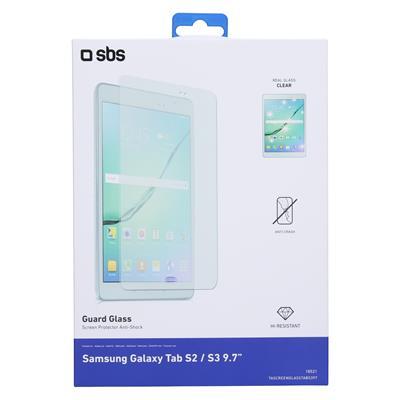 SBS Zaščitno steklo (TESCREENGLASSTABS397)