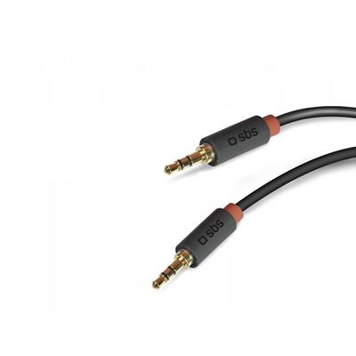 SBS Avdio stero kabel 3,5mm (TECABLE35KR)