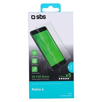 SBS Zaščitno steklo 4D (TESCREEN4DNO6T)