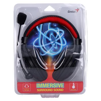 Genius Gaming slušalke HS-520