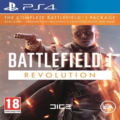 EA Igra Battlefield 1 Revolution Edition - za PS4