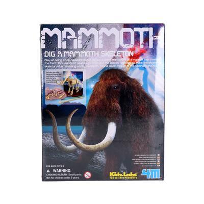 4M Raziskovalni set Mamut