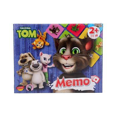 Talking Tom and Friends Družabna igra Memo