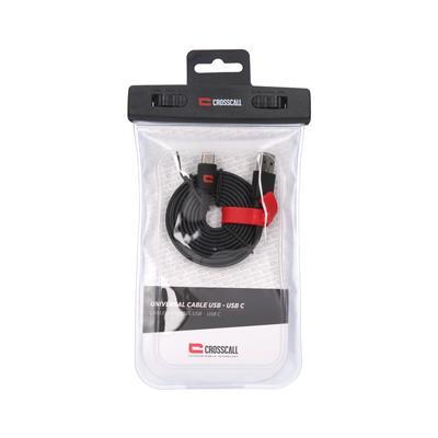Crosscall Podatkovni kabel USB/USB-C