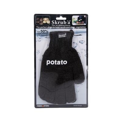 Skrub'a Rokavice za čiščenje krompirja