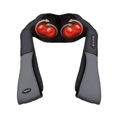 NAIPO Shiatsu masažna naprava za vrat in ramena MGS-801( NP-MGS801)