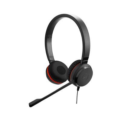 Jabra Naglavne slušalke Evolve 20 SE UC DUO USB