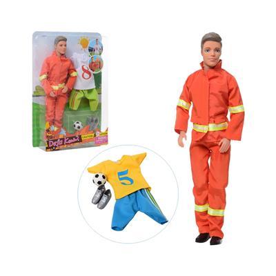 DEFA Fantek gasilec in nogometaš