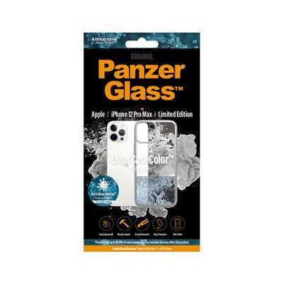 PanzerGlass Silikonski ovoj s steklom na zadnji strani