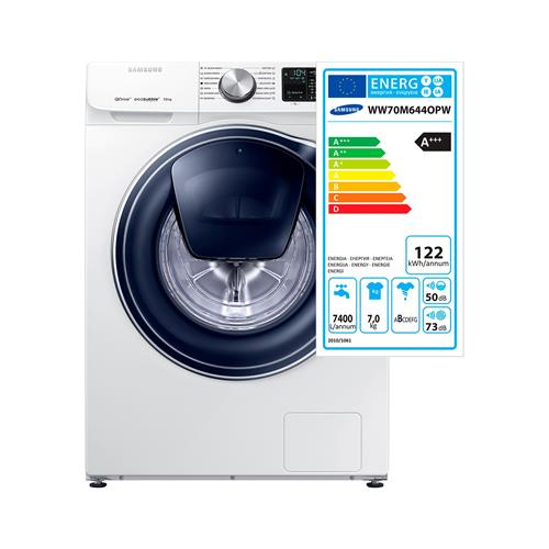 Samsung Pralni stroj  Add Wash WW70M644OPW
