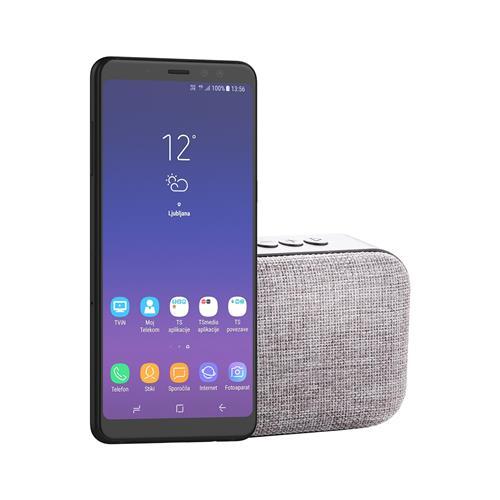 Samsung Galaxy A8 2018 Pink Ribbon + BT zvočnik