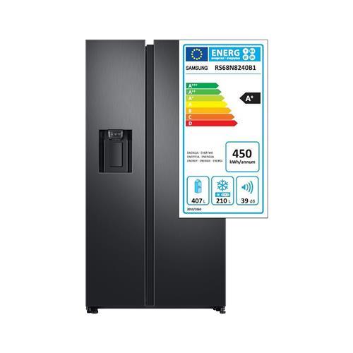 Samsung Ameriski hladilnik RS68N8240B1