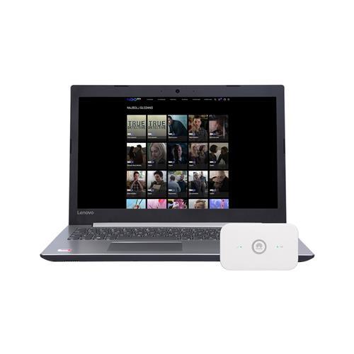 Lenovo IdeaPad 330-15AST (81D60072SC-W) + Huawei E5573Cs