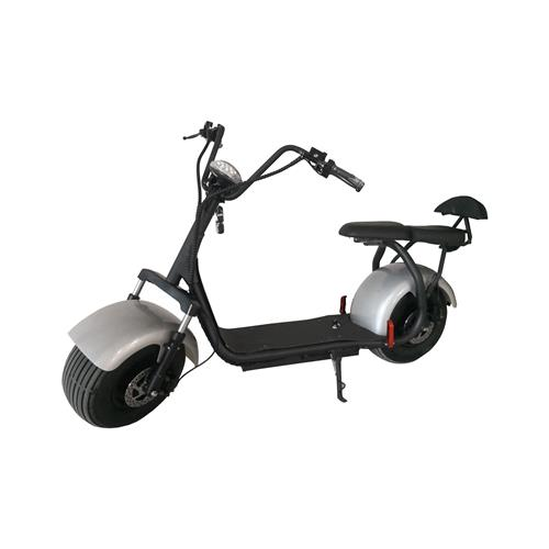 City e-Cruiser Električni skiro dvosed