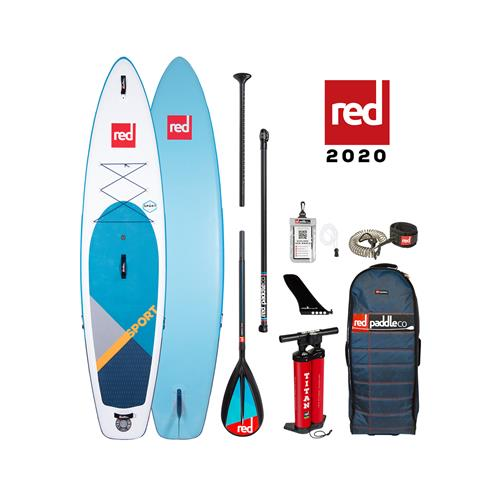 Red Paddle Co SUP deska 11'3 Sport MSL 2020