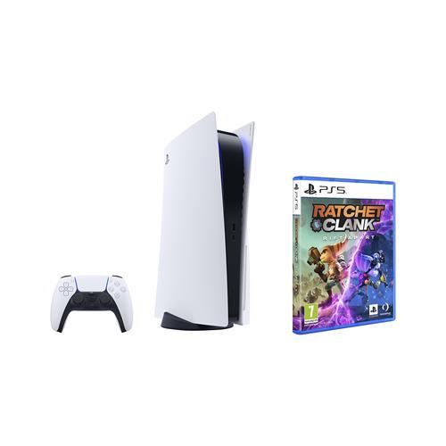 Sony PlayStation®5 in igra Ratchet & Clank: Rift Apart