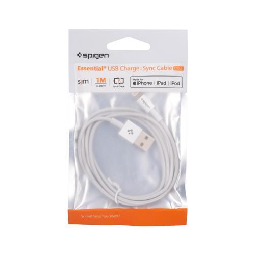 SPIGEN Podatkovni in polnilni Lightning kabel (SGP11575)
