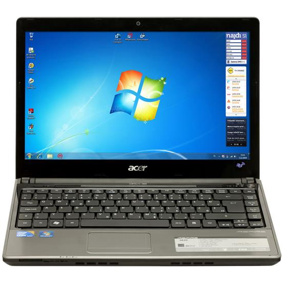 Acer AS3820 Timeline X