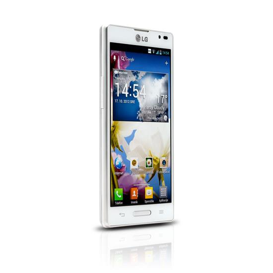 LG Optimus L9 + TV 22L