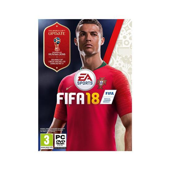 EA Sports Igra FIFA 18 Standard Edition - za PC