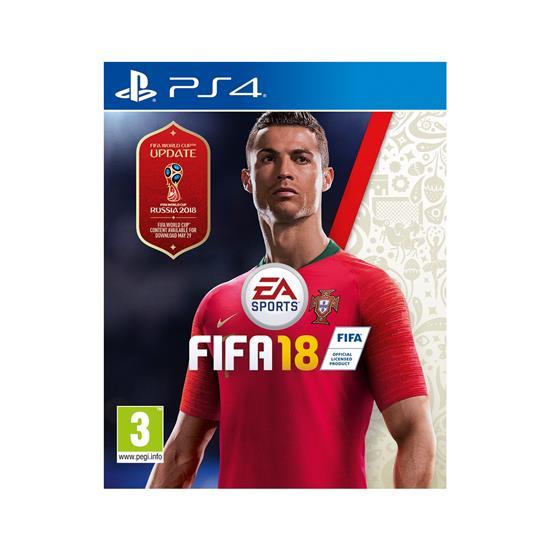 EA Sports FIFA 18 Standard Edition - za PS4
