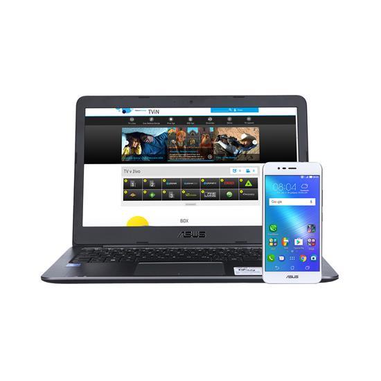 Asus Zenfone 3 Max + prenosnik
