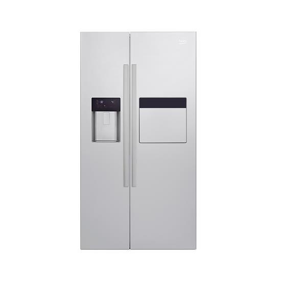 Beko Ameriški hladilnik GN162420X