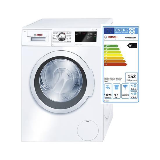 Bosch Pralni stroj iDos z WAT28660BY