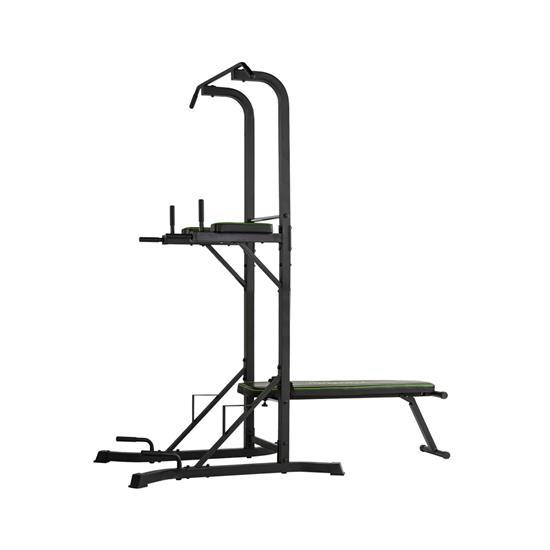 Tunturi Postaja za dvigovanje z bench klopjo (PT60)