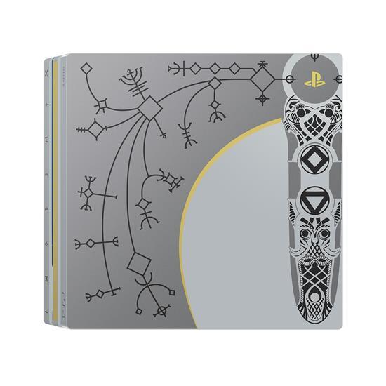 Sony PlayStation®4 Pro + igra God of War Special Edition