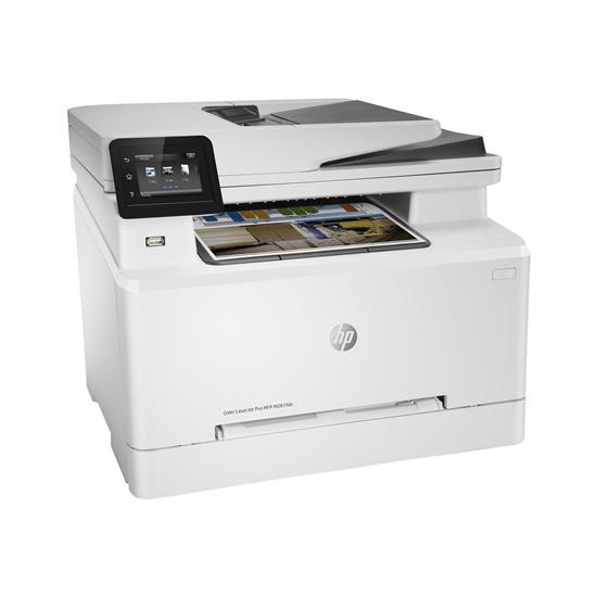 HP Večfunkcijska laserska barvna naprava Color LaserJet Pro MFP M281fdn