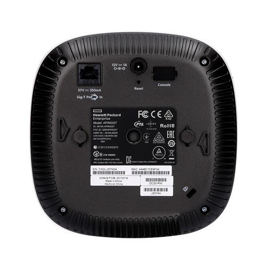 HPE Komplet dostopna točka OC20 802.11ac (RW) + napajalnik + nosilec