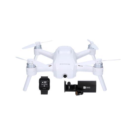 Modri komplet Športni komplet Ura Forerunner 35 + BT slušalka APOLLO + dron Breeze 4K