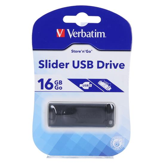 Verbatim USB ključ Slider
