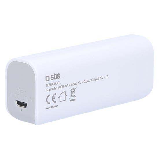 SBS Polnilna baterija (SCA-TEBB2000L)