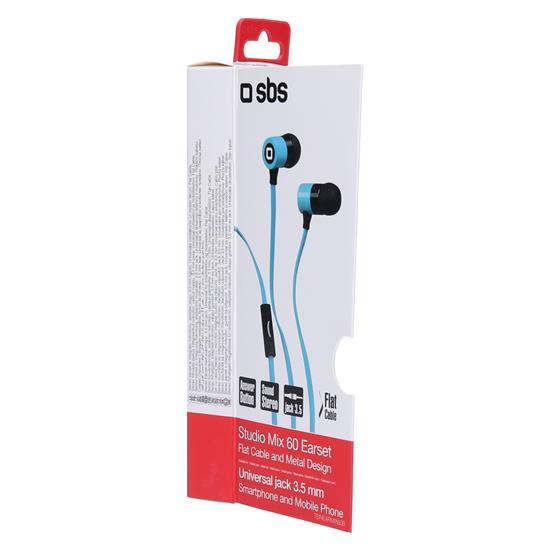 SBS Stereo slušalke Studio Max 60 (TEINEARMIX60B)