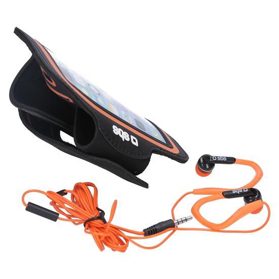 SBS Torbica in slušalke za šport (TEKITSPORTL)