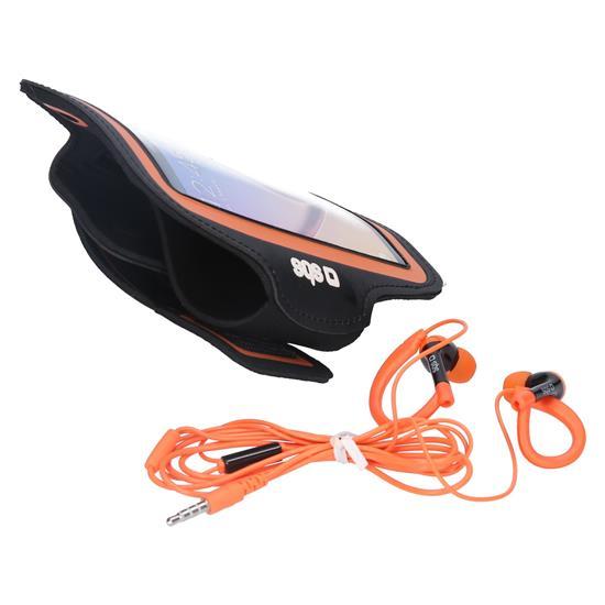 SBS Torbica in slušalke za šport (TEKITSPORTXL)