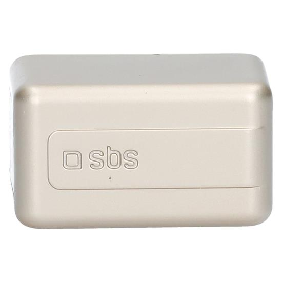 SBS Omrežni USB polnilec 90/240V (TETRAV1USB1AG)