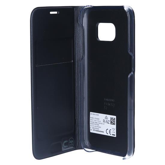 Samsung Preklopna torbica LED View (EF-NG930PBEGWW)