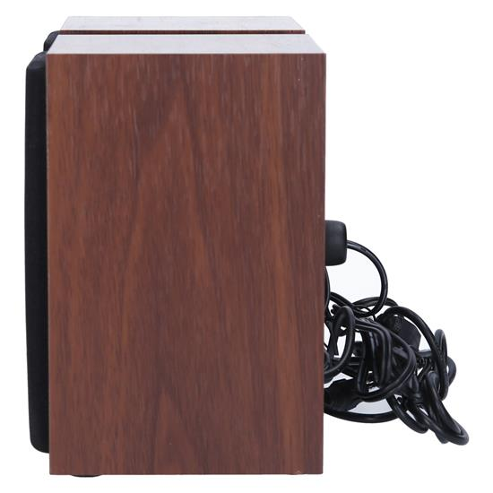 Genius Zvočnik stereo leseni SP - HF160