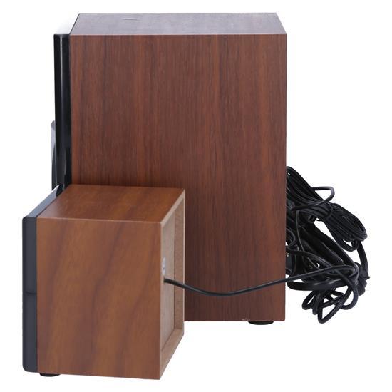 Genius Zvočniki stereo leseni SW - 2.1 375