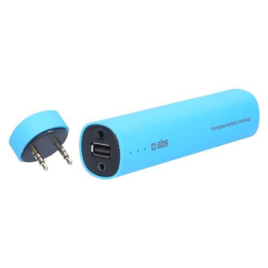 SBS Polnilna Baterija + zvočnik (TEBB2200SPB)