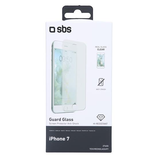 SBS Zaščitno steklo 3D (TESCREEN3DIP7)