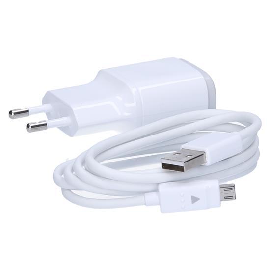 LG Potovalni polnilec in USB kabel (TAU-300)