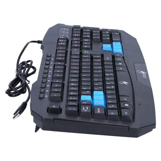 Genius Gaming tipkovnica Scorpion K215