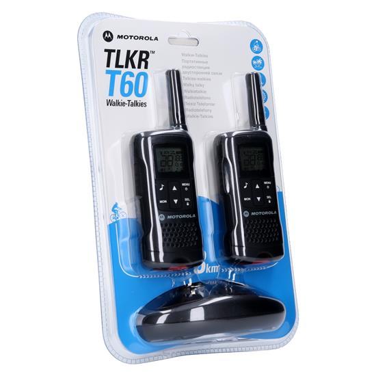 Motorola Walkie Talkie T60
