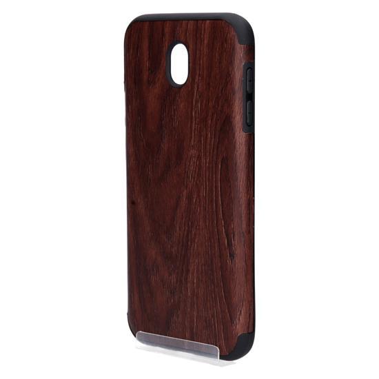 GREENGO Silikonski ovoj Dark Wood
