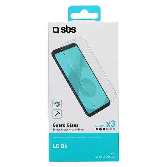 SBS Zaščitno steklo (TESCREENGLASSLGQ6)