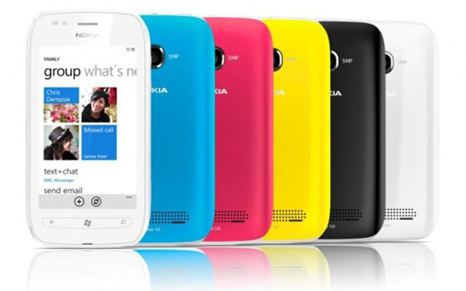 Lumia 710